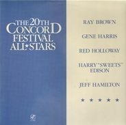Ray Brown, Gene Harris, Red Holloway - The 20th Concord Festival All Stars
