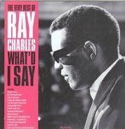 Ray Charles - The Very Best Of Ray Charles What'd I Say
