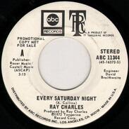 Ray Charles - Every Saturday Night