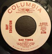 Ray Edenton - Wildflower / Bad Times