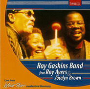 Ray Gaskins Band Feat. Roy Ayers & Jocelyn Brown - Live From West Port Jazzfestival Hamburg