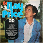 Ray Price - K-Tel Presents Ray Price 20 Great Songs