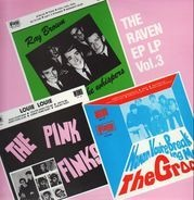 Ray Brown & The Whispers, The Groop, The Pink Finks - The Raven EP LP Vol.3