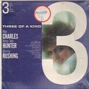 Ray Charles, Jimmy Rushing a.o. - Three Of A Kind (3 Top Stars Of Blues Singing)