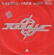 Raydio - Jack And Jill / Get Down