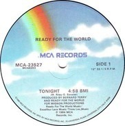Ready For The World - Tonight
