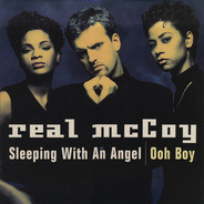 Real McCoy - Sleeping With An Angel / Ooh Boy