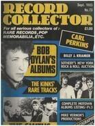 Record Collector - No.73 / SEP. 1985 - Bob Dylan