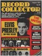 Record Collector - No.96 / AUG. 1987 - Elvis Presley