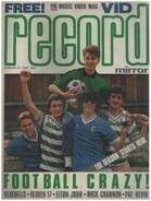 Record Mirror - AUG 25 / 1984 - Lloyd Cole