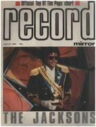 Record Mirror - JUL 21 / 1984 - The Jacksons
