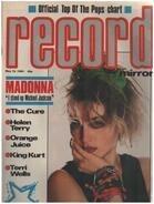 Record Mirror - MAY 19 / 1984 - Madonna