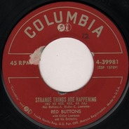 Red Buttons With Elliot Lawrence And His Orchestra - Strange Things Are Happening (Ho Ho Hee, Hee, Ha Ha)
