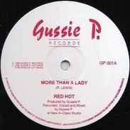 Red Hot - More Than A Lady / Feeling The Heat