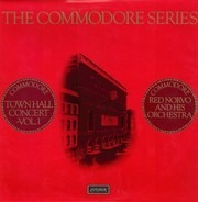 Red Norvo And His Orchestra - Town Hall Concert Vol. 1
