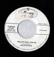 Red Prysock - Willow Weep For Me / Billie's Blues