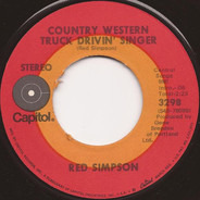 Red Simpson - Country Western Truck Drivin' Singer