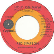 Red Simpson - Hold On Ma'm (You Got Yourself A Honker)
