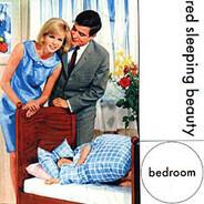 Red Sleeping Beauty - Bedroom