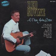 Red Sovine - A Dear John Letter