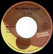Red Sovine - Happy Birthday, My Darlin'/I'll Sail My Ship Alone