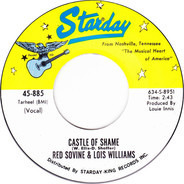 Red Sovine & Lois Williams - Castle Of Shame / Why Don't You Haul Off And Love Me