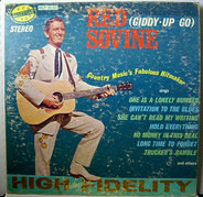 Red Sovine - The Sensational Red (Giddy-Up Go) Sovine