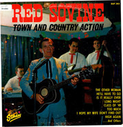 Red Sovine - Town and Country Action