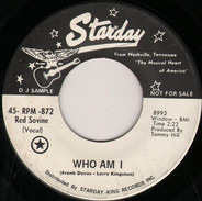 Red Sovine - Who Am I / Three Hearts In A Tangle