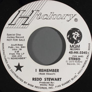 Redd Stewart - I Remember