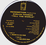 Redemption Featuring Evelyn Thomas - Tell The World