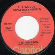 Red Simpson - Bill Woods From Bakersfield