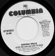 Regina Belle - After The Love Has Lost It's Shine