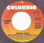 Regina Belle - How Could You Do It To Me (Edited Remix)