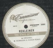 Rekleiner - The State Of Things