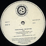 Remy & Sven - Piano Power - The Remixes