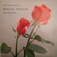Mozart / Arrigo Boito - Renata Tebaldi singt Opernarien