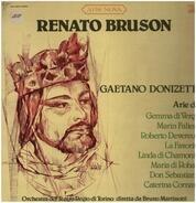 Gaetano Donizetti / Renato Bruson - Arie