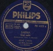 René Carol - Sarina / Mandolino, Mandolino