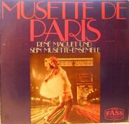 René Maquet Und Seine Solisten - Musette De Paris