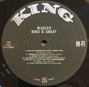 Reno And Smiley - Wanted