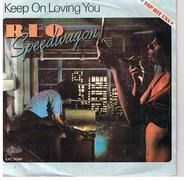 Reo Speedwagon / Lou Rawls - Keep On Loving You