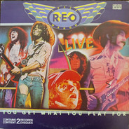 REO Speedwagon - Live-You Get What You Play For
