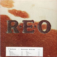REO Speedwagon - R.E.O.