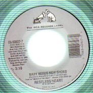 Restless Heart - Baby Needs New Shoes / I'd Cross The Line