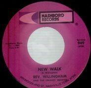 Rev. Willingham - New Walk / Sweep Around Your Own Door