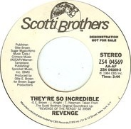 Revenge - They're So Incredible
