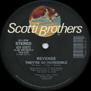Revenge / Ya Ya - They're So Incredible / Don't Talk