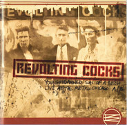 Revolting Cocks - You Goddamned Son Of A Bitch - Live At The Metro Chicago A/B