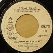Rex Allen Jr. - Me And My Broken Heart